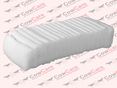 Sanitary Cotton for Hoof Care