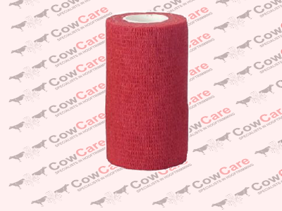Cattle Wrap (red)