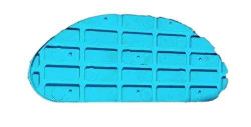 TP BLOCK azzurra XXL