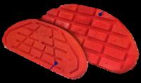 TP Block XXL e normale arancione