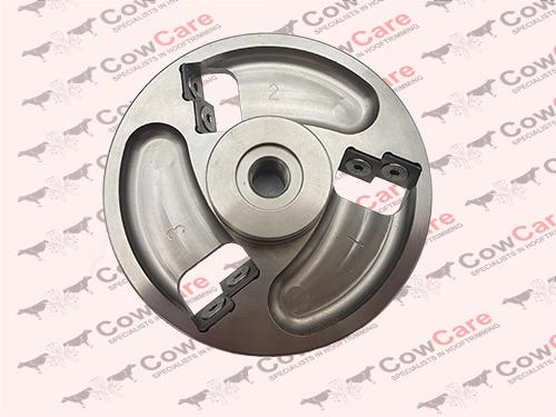 CowCare-hoof-trimming-disc-titanium-6-knives-close