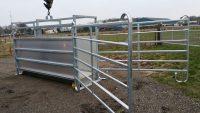 CowCare moveable hoof bath introduction