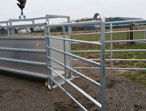 Introduction new product: CowCare moveable hoof bath
