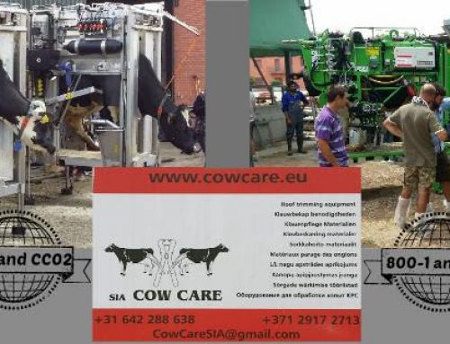 CowCare newsletter for Hoof Trimmers 02/2018