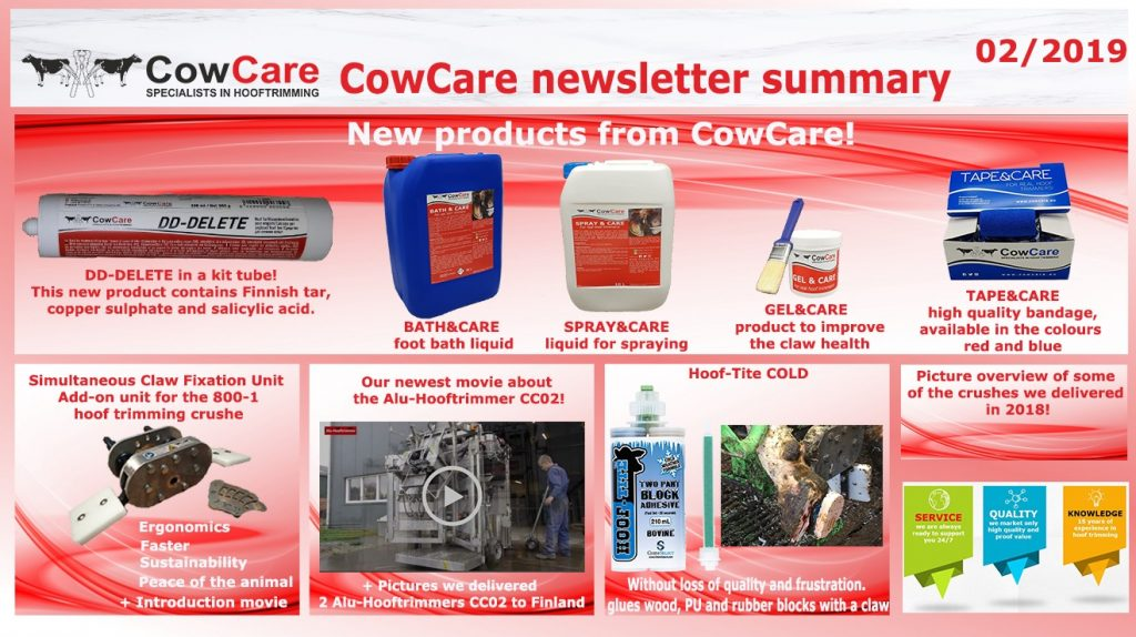 CowCare-newsletter-Hoof-trimmers-2019