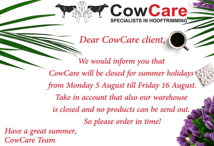 CowCare Europe - Hoof Trimming Crushes and Equipment Worldwide