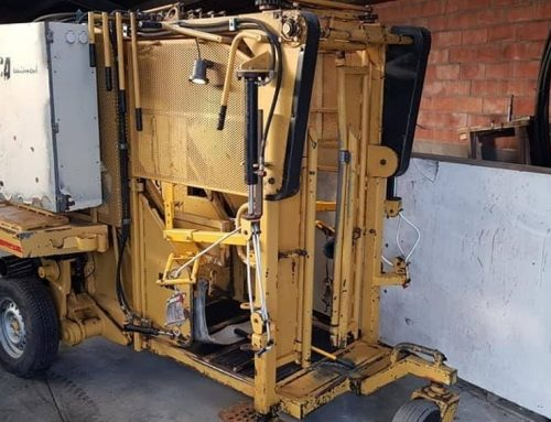 Second hand USA Equipment chute for sale!