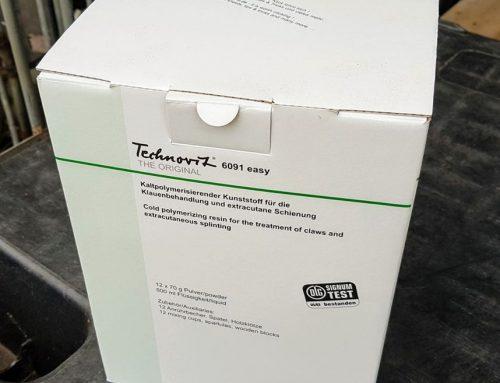 Stock sale: Technovit 6091 Easy with 12 treatments!