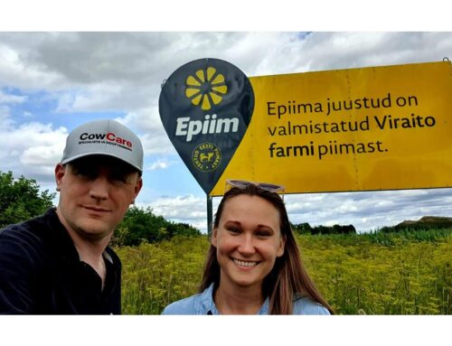 Visited our clients in Estonia!