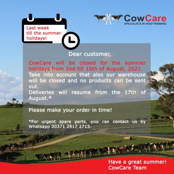 Last-week-CowCare-holidays