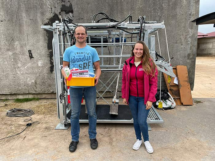 CowCare-delivered-ANKA-CORE-hoof-trimming-crush-to-Lithuania