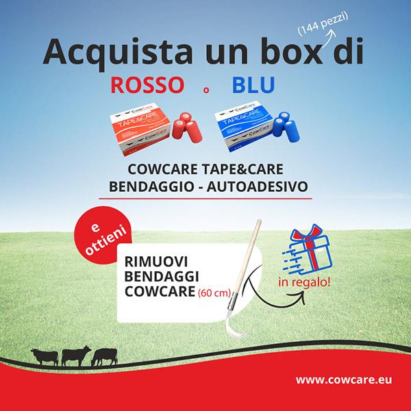 Tape-&Care-ROSSO-o-BLU-bendaggio-autoadesivo