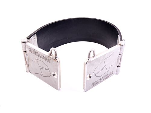Belly band ANKA for hoof trimming crushes